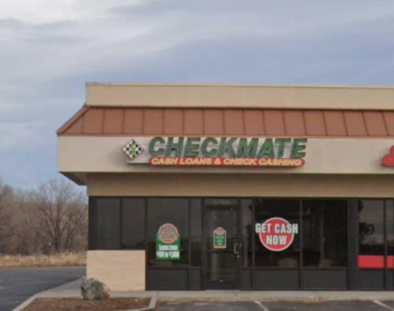 Checkmate Palmer Park Colorado